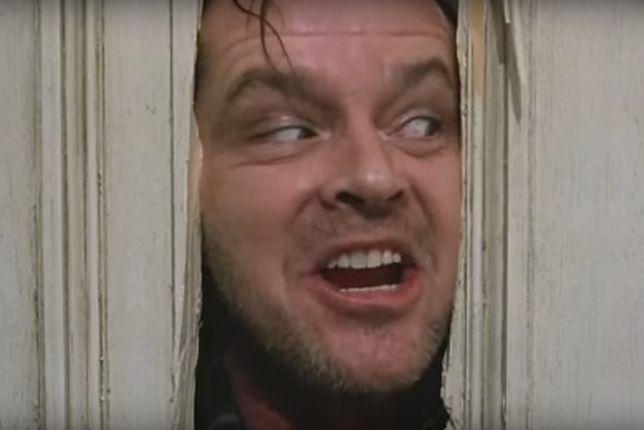 """Wyobrażacie sobie """"Lśnienie"""" bez Jacka Nicholsona?"""