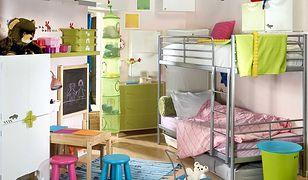 Mały pokój dziecka - jak umiejętnie zaaranżować niewielką przestrzeń?