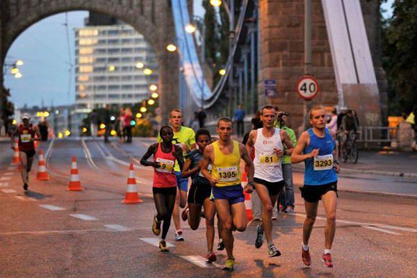 Organizatorzy maratonu przepraszają mieszkańców Wrocławia za utrudnienia