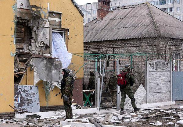 Pogarsza się sytuacja na Ukrainie
