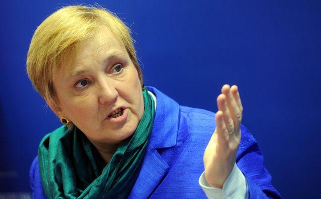 Róża Thun skomentowała sprawę kul Jarosława Kaczyńskiego