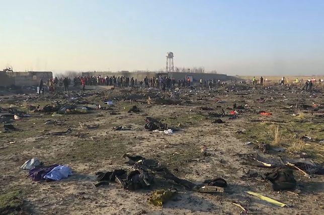 Boeing zestrzelony przez Iran. Znamy ostatnie słowa pilota samolotu