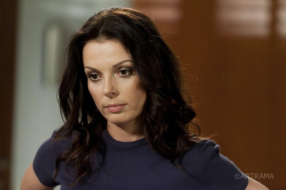 """""""Barwy szczęścia"""" - Katarzyna Glinka znika z serialu. Wiemy, co stanie się z jej postacią"""