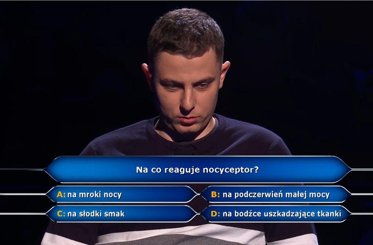Leszek Kędzierski wygrał ćwierć miliona złotych