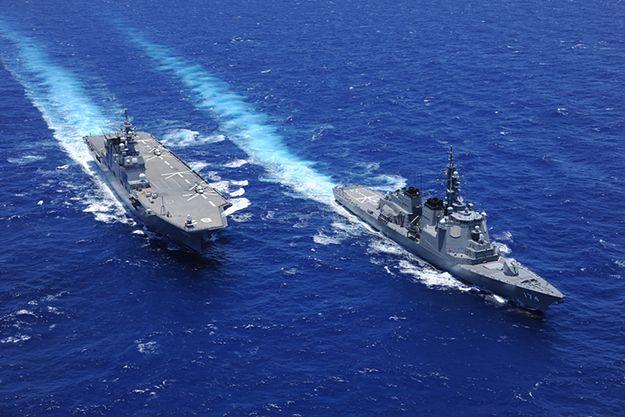 Japonia może wygrać starcie zbrojne z Chinami. Oto klucz do zwycięstwa