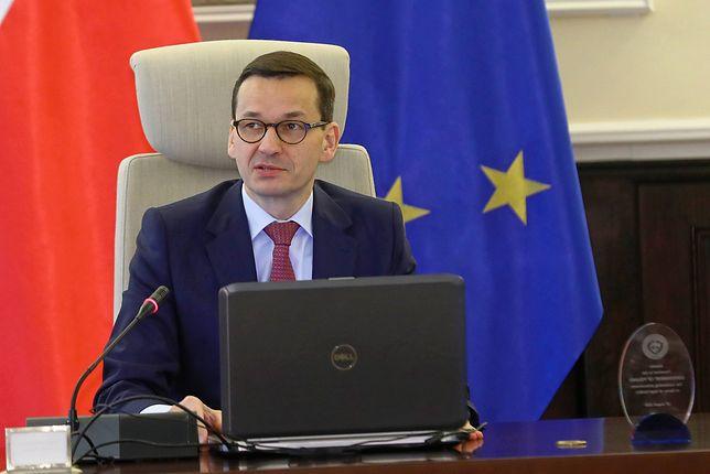 Morawiecki broni ustawy o IPN. Artykuł premiera w amerykańskich mediach