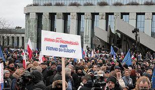 Marsz Tysiąca Tóg w obronie niezawisłosci polskiego systemu sądowniczego