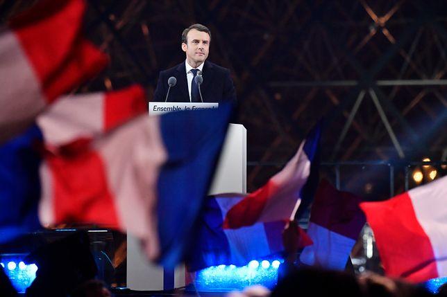 Macron: nie damy się zastraszyć, ani podzielić!