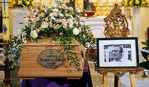 Pogrzeb Andrzeja Kopiczyńskiego