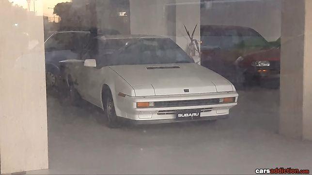 Subaru XT cały czas czeka na właściciela