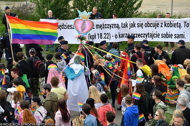 Marsz równości w Gdańsku. Rzecznik Episkopatu wydał komunikat