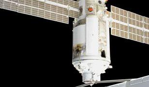 Zaskakujące zachowanie rosyjskiego modułu. Obrócił ISS o 45 stopni