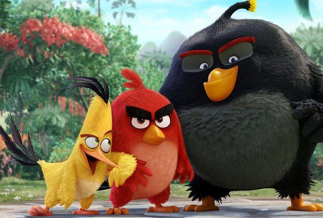 ''Angry Birds Film'': wysokie loty nielotów [RECENZJA DVD]