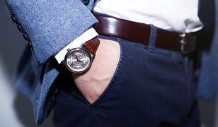 Zegarek dla faceta. Wymarzony prezent na Walentynki