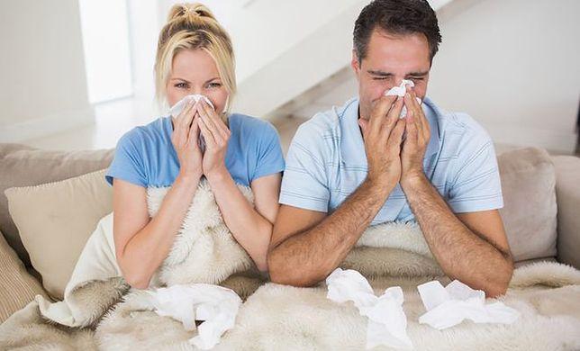 Kobiety są bardziej odporne na infekcje niż mężczyźni