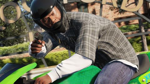 Nowa galeria z Grand Theft Auto V