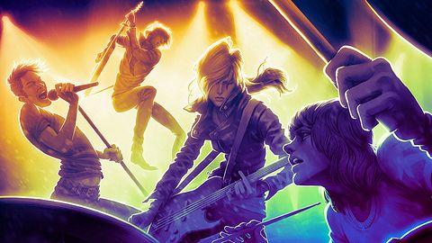 Granie na plastikowych wiosłach: nowy Rock Band i Guitar Hero jeszcze w tym roku