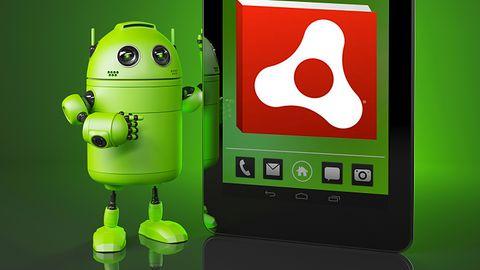 Android na Atomie rośnie w siłę, będzie Adobe AIR na Androida x86