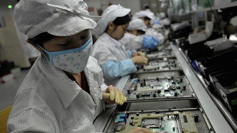 Foxconn i Pork Explosion – największy producent elektroniki z tylnymi furtkami?