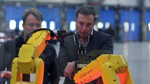 Musk wzywa do regulacji prac nad SI, póki jeszcze jest na to czas