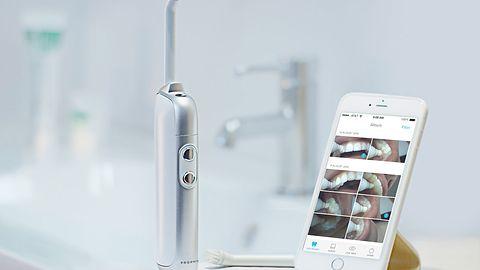 Zadbaj o zęby jak nigdy wcześniej dzięki szczoteczce do zębów z kamerą