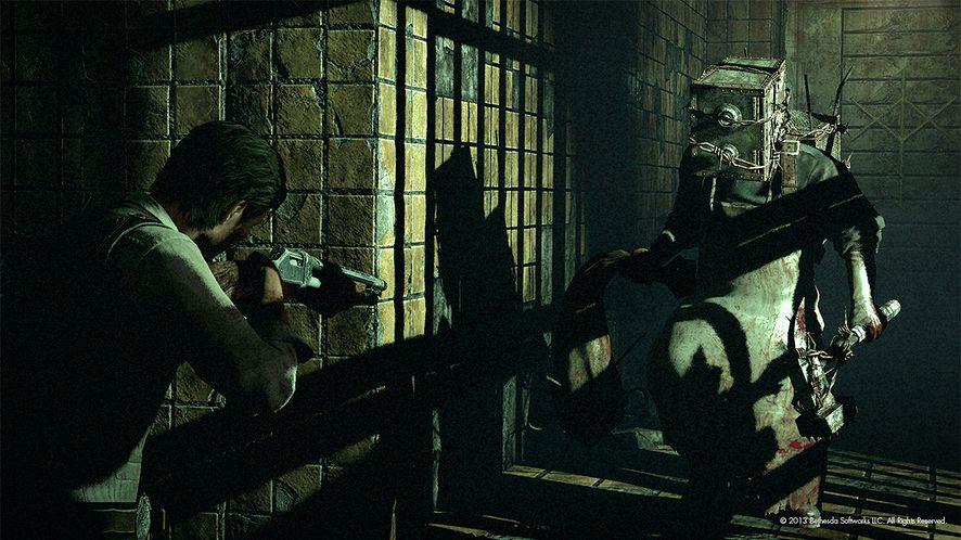 Nowa galeria z The Evil Within, Bethesda przybliża też w 3D postać Boxmana