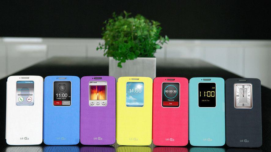 LG G2 już oficjalnie — potężny, ciekawy i nietypowy