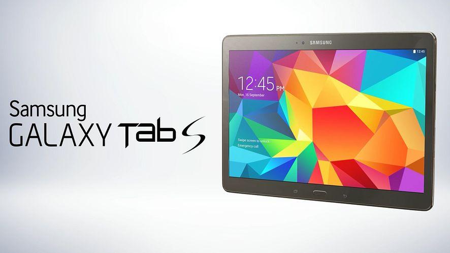Tablety Samsung Galaxy Tab S dostępne za połowę ceny, ale tylko w ten weekend