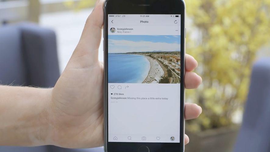 Mała rzecz, a cieszy – Instagram pozwala już przybliżać zdjęcia i filmy