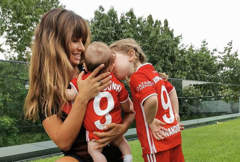 Anna Lewandowska kończy z ukrywaniem córek? To zdjęcie mówi wiele