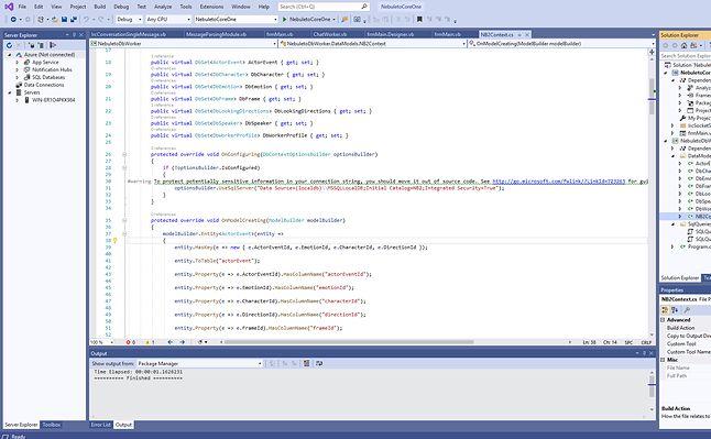 Dzisiejszy Visual Studio wygląda tak dzięki wersji 2010 (fot. Kamil Dudek)
