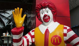 """Ronald McDonald nie może wyjść ze zdumienia, że po tylu latach pracy jego firma warta jest tyle co kryptowaluta stworzona """"z powietrza"""""""