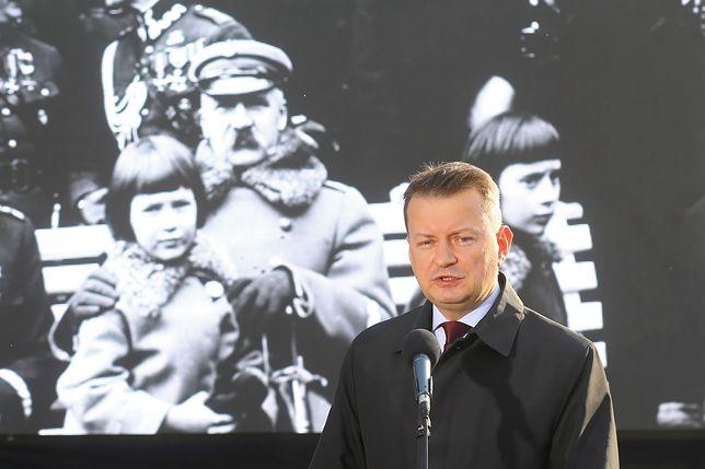 Mariusz Błaszczak zapewnia, że 11 listopada będzie bezpiecznie.