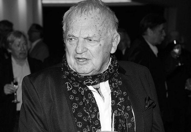 Jerzy Gruza zmarł w wieku 87 lat