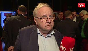 Aleksander Hall: nie wiem czy będzie nowa formacja polityczna wokół Tuska