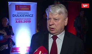 Aleksander Hall: Dulkiewicz była przygotowywana do roli następcy Adamowicza