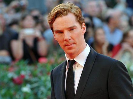 """Benedict Cumberbatch: """"Star Trek"""" jak wesołe miasteczko"""