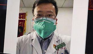 Dr Li Wenliang