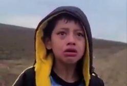 USA. Chłopiec przeżył dramat na środku pustyni. Wideo niesie się po świecie