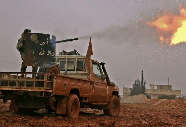 ISIS wykorzysta upadek Aleppo?