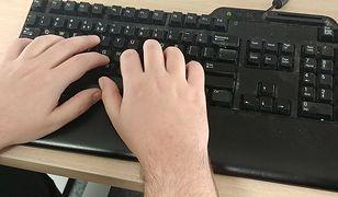 Wpisywaną kombinację da się podsłuchać - wystarczy stukot klawiatury