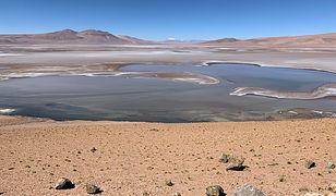 NASA: Tak mógł wyglądać Mars i słone jeziora, które eksploruje łazik Curiosity