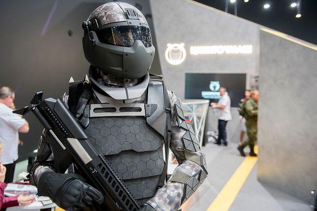 """""""Ratnik-3"""" to projekt moskiewskiego żołnierza przyszłości"""