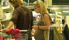 Schejbal kwitnie w ciąży!