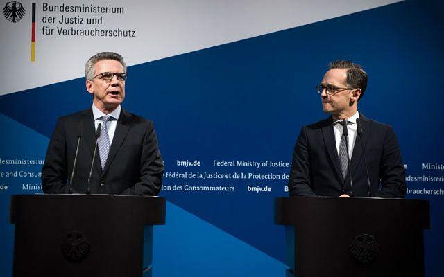 Niemcy walczą z terroryzmem
