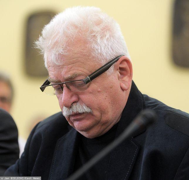 Romuald Szeremietiew broni szefa NIK
