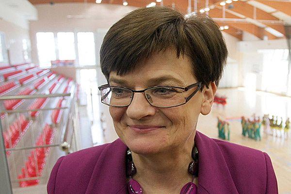 Minister edukacji Krystyna Szumilas