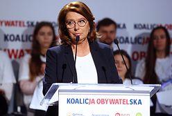 Konwencja Koalicji Obywatelskiej w Krakowie. Padły słowa o gangsterach