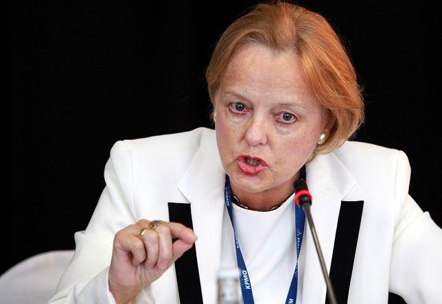 Konsul honorowy w USA oddała się do dyspozycji ministra spraw zagranicznych