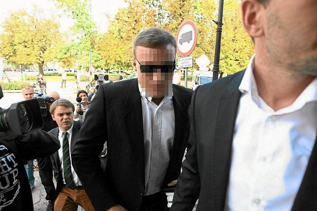 """Robert N. """"zasłynął"""" szaleńczym rajdem po ulicach Warszawy w 2014 roku"""
